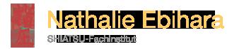 Nathalie Ebihara – SHIATSU-Fachinstitut Logo